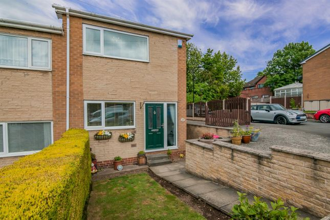 Semi-detached house for sale in St. Johns Close, Eastwood, Rotherham