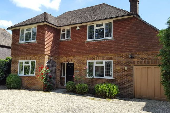 Thumbnail Detached house for sale in Station Road, Edenbridge