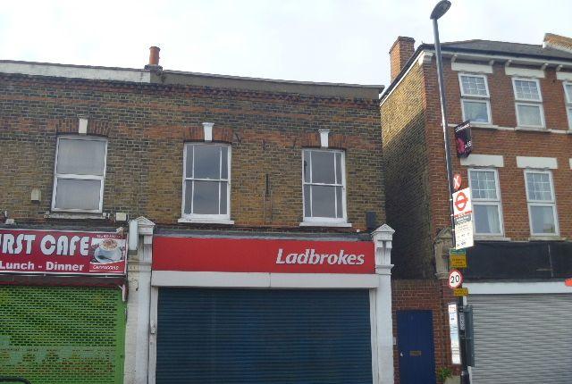 Thumbnail Flat to rent in Sandhurst Road, Catford