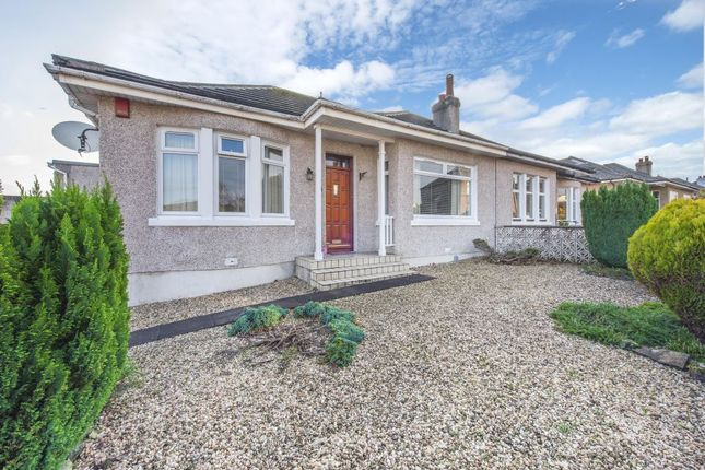 Thumbnail Semi-detached bungalow for sale in 70 Greystone Avenue, Burnside, Glasgow