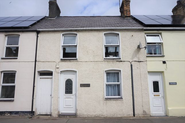 Thumbnail Terraced house for sale in Chwilog, Pwllheli