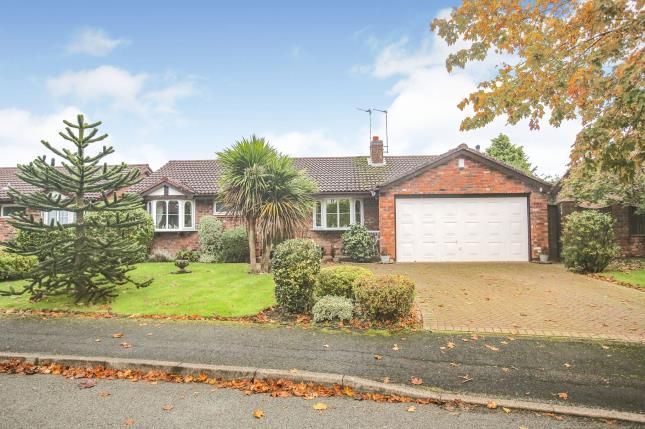 Front of Marchbank Drive, Cheadle, Greater Manchester SK8