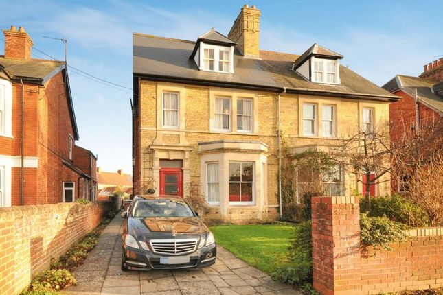 Thumbnail Semi-detached house for sale in Oxford Road, Abingdon