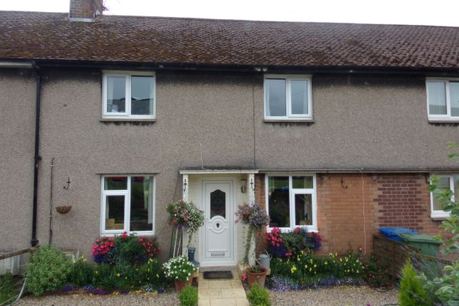 Thumbnail Terraced house for sale in South View, Felton, Morpeth
