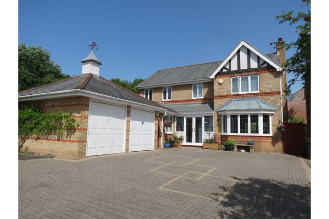 Thumbnail Detached house for sale in Priory Drive, Newport