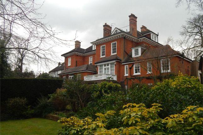 Thumbnail Flat to rent in Mavelstone Road, Bickley, Kent