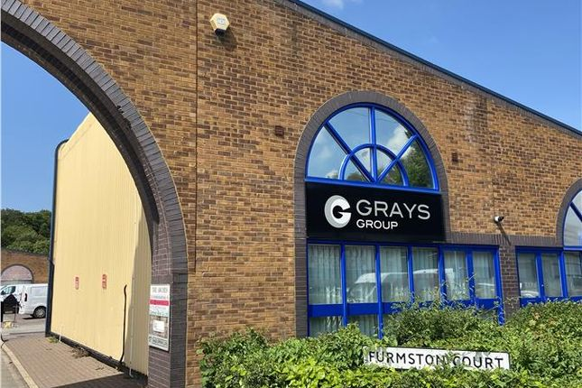 Thumbnail Office for sale in 20 Furmston Court, Letchworth Garden City