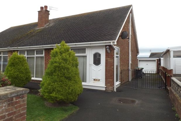 Thumbnail Bungalow to rent in Kirkstone Drive, Thornton-Cleveleys