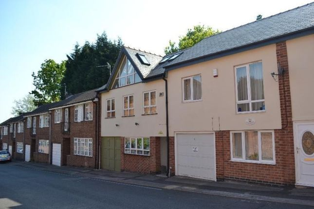 Thumbnail Town house for sale in Lenton Avenue, The Park, Nottingham