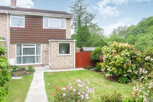 Thumbnail End terrace house for sale in Maybrook Drive, Saltash