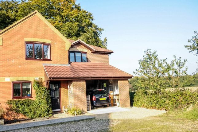 Thumbnail End terrace house for sale in Bradley Road, Nuffield, Henley-On-Thames