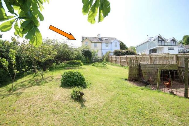 Thumbnail Semi-detached house for sale in Kingsale Road, Salcombe