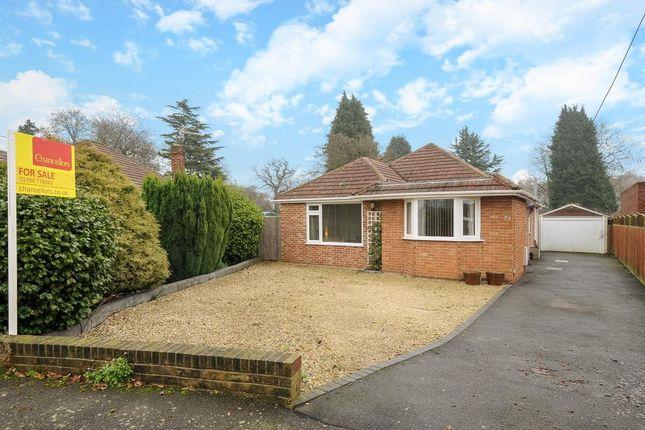 Thumbnail Detached bungalow for sale in Chesham, Buckinghamshire