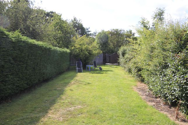 Rear Garden of Hoylake Crescent, Ickenham, Uxbridge UB10