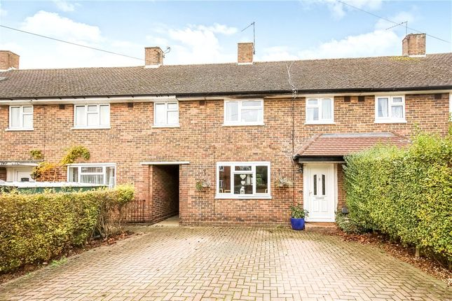 Thumbnail Terraced house for sale in Rutson Road, Byfleet, West Byfleet