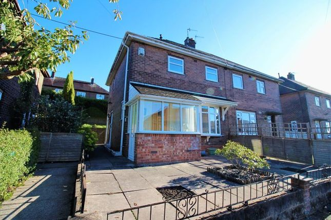 Thumbnail Semi-detached house to rent in Mallorie Road, Norton, Stoke-On-Trent