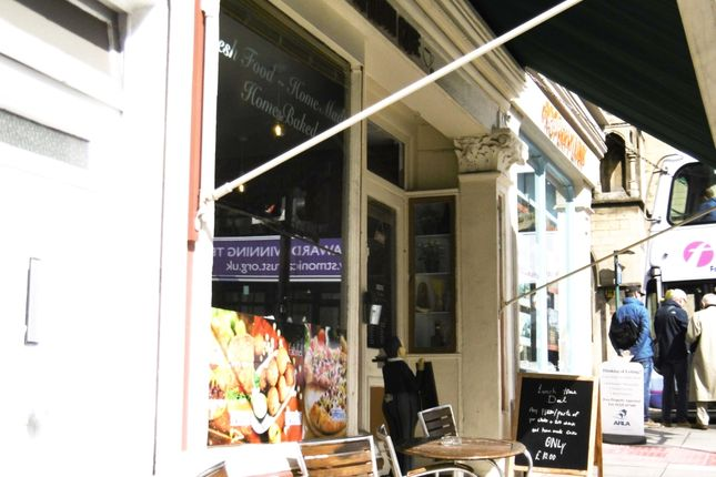 Thumbnail Restaurant/cafe to let in Charles Street, Bath