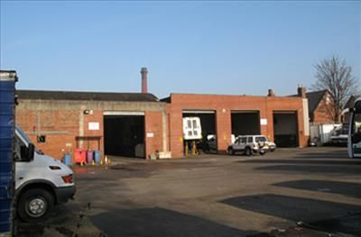Thumbnail Light industrial for sale in Old Jacobs Garages, Hartley Avenue, Aintree