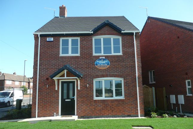 Plot 5 of Roland Avenue, Holbrooks, Coventry CV6