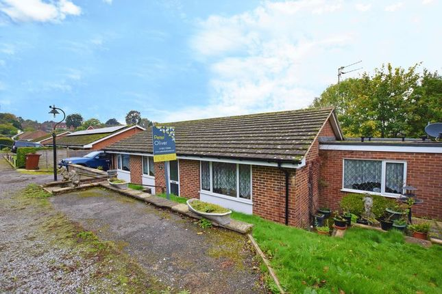 Thumbnail Bungalow for sale in Selby Gardens, Uckfield