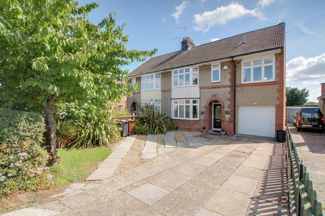 Thumbnail Semi-detached house for sale in Mersea Road, Colchester