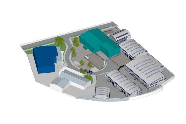 Thumbnail Warehouse to let in Bridgefields, Welwyn Garden City
