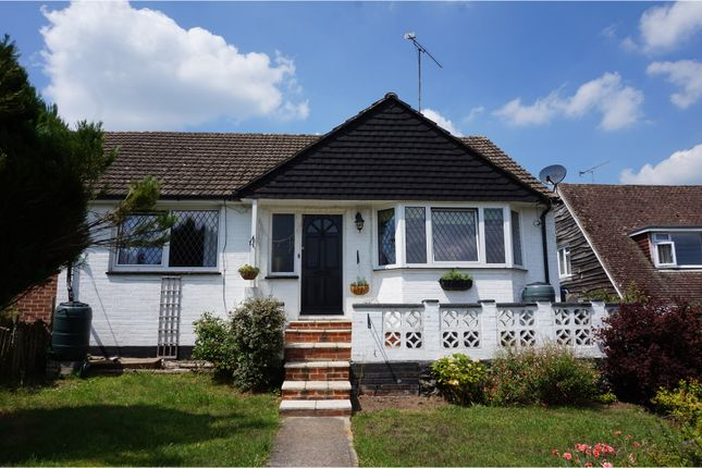 Thumbnail Semi-detached bungalow for sale in East Street, West Mailling