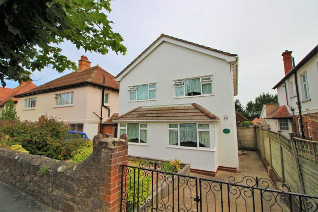 Thumbnail Detached house for sale in Ponsford Road, Minehead