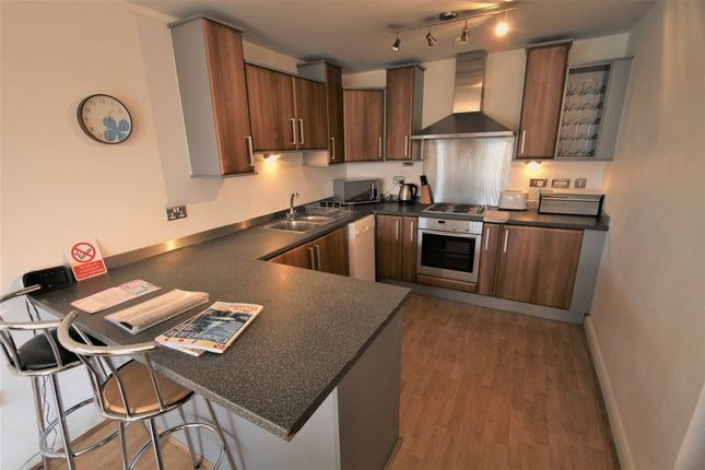 Thumbnail Flat to rent in Egerton Street, Chester