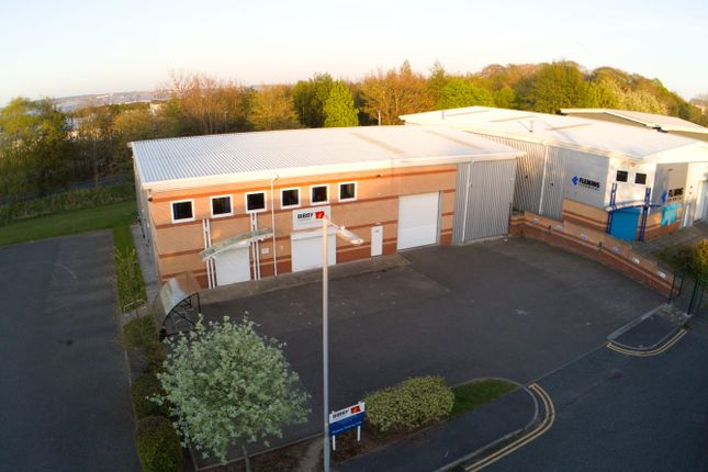 Thumbnail Light industrial for sale in Brunel Road, Bromborough, Wirral