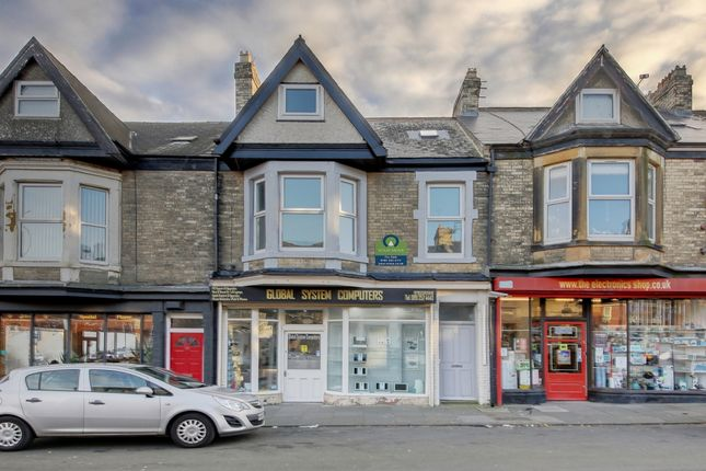 Thumbnail Flat for sale in Station Road, Cullercoats, North Shields, Tyne And Wear