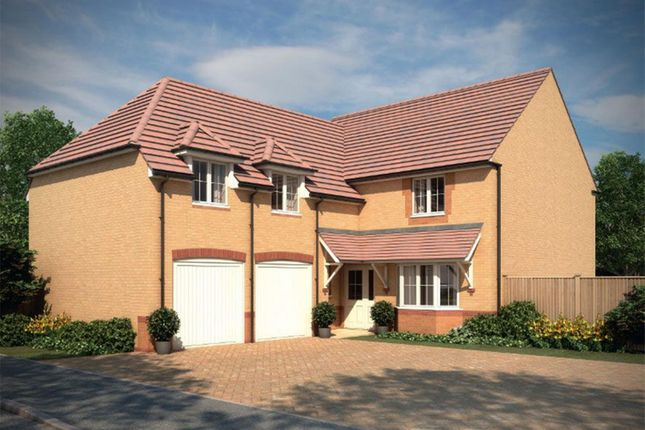 "Thumbnail Detached house for sale in ""Rothbury"" at Lanelay Road, Talbot Green, Pontyclun"