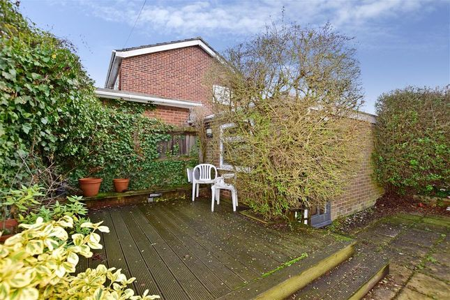 Rear Garden of Jarvist Place, Kingsdown, Deal, Kent CT14