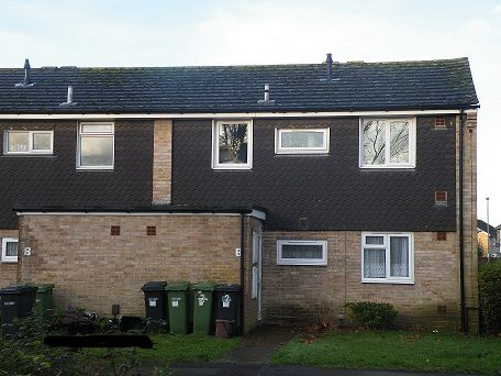 Thumbnail Flat to rent in Selbourne Drive, Eastleigh
