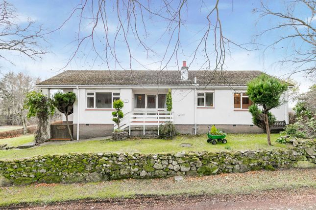 Thumbnail Detached bungalow for sale in Newmachar, Aberdeen