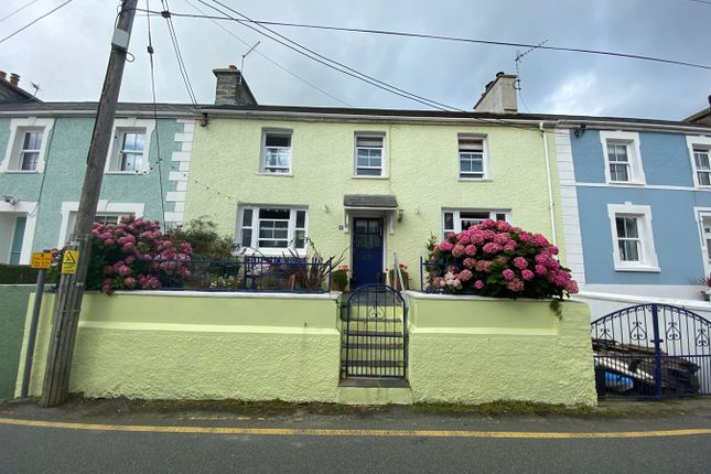 Thumbnail Terraced house for sale in Rock Street, New Quay