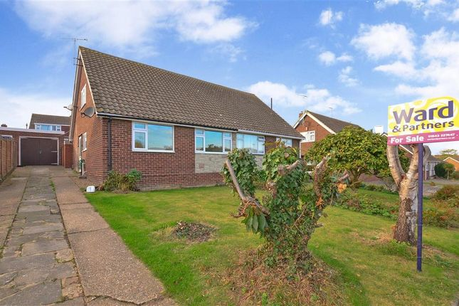 3 bed semi-detached bungalow for sale in St. Andrews Close, Margate, Kent