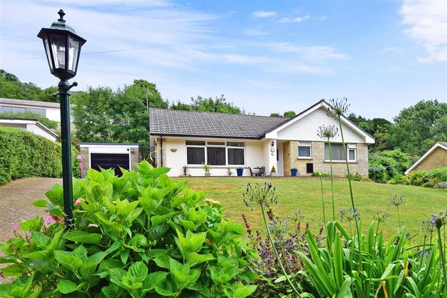 Thumbnail Detached bungalow for sale in Inglewood Park, Ventnor, Isle Of Wight
