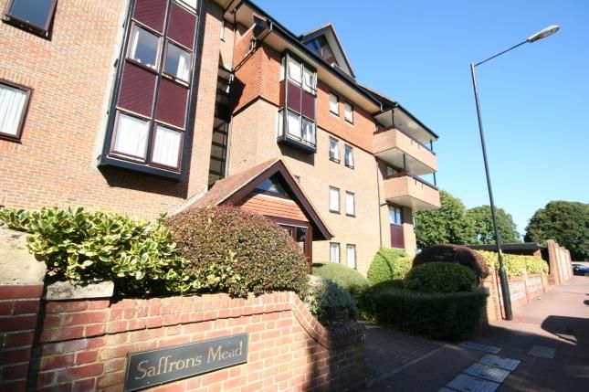 Thumbnail Flat for sale in Saffrons Mead, 2 Grassington Road, Eastbourne, East Sussex