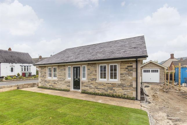 Thumbnail Detached bungalow for sale in Valley Road, Barlow, Dronfield