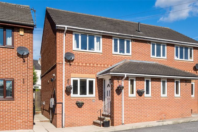 Thumbnail Semi-detached house for sale in Auty Mews, Stanley, Wakefield, West Yorkshire