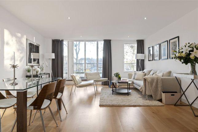 Thumbnail Flat to rent in Collins Yard, Islington Green, London