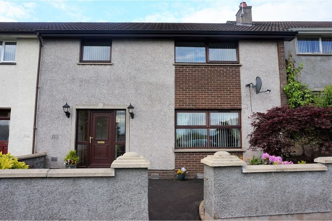 Thumbnail Terraced house for sale in Beatrice Villas, Bellaghy