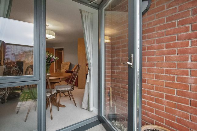 Thumbnail Flat for sale in Lock House, Keeper Close, Taunton, Somerset