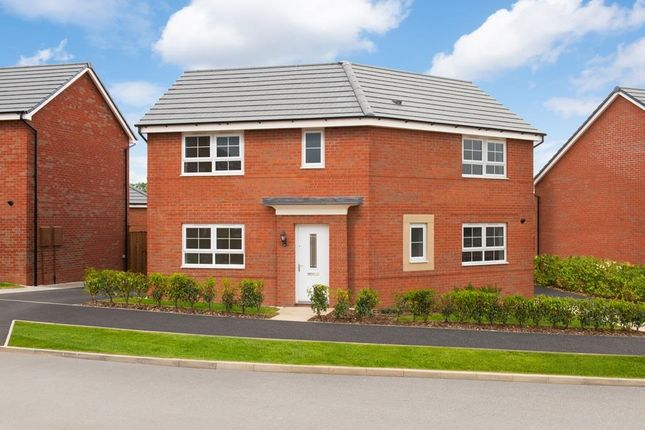 """Thumbnail Detached house for sale in """"Eskdale"""" at Harper Close, Warwick"""