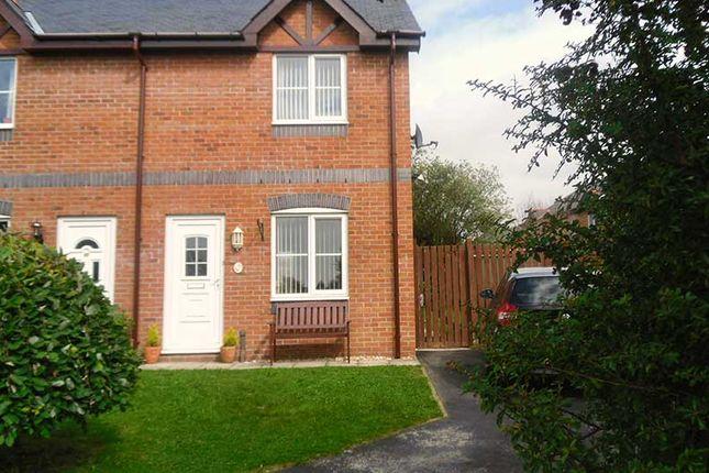 Thumbnail Semi-detached house to rent in Maes Meddyg, Caernarfon
