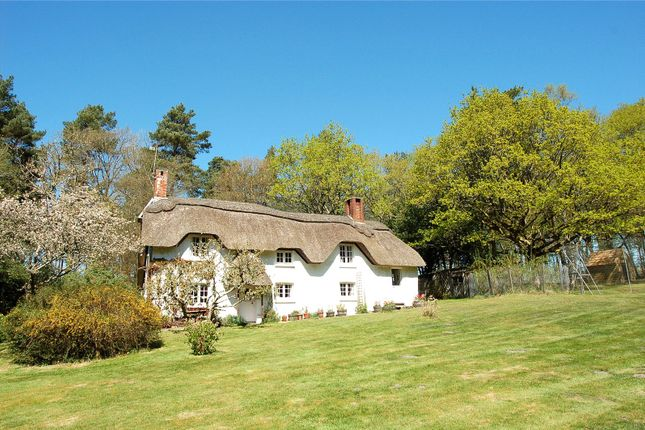 Thumbnail Detached house for sale in St. Stephens Lane, Verwood, Dorset