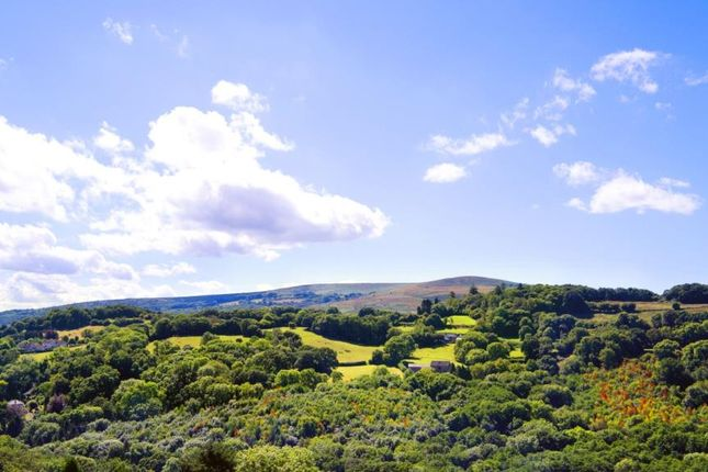 Thumbnail Detached house for sale in Mapstone Hill, Lustleigh, Newton Abbot, Devon