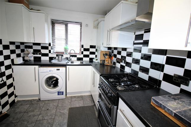 Thumbnail Terraced house for sale in Heathcroft Gardens, London