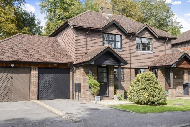 Thumbnail Semi-detached house for sale in East Horsley, Leatherhead, Surrey